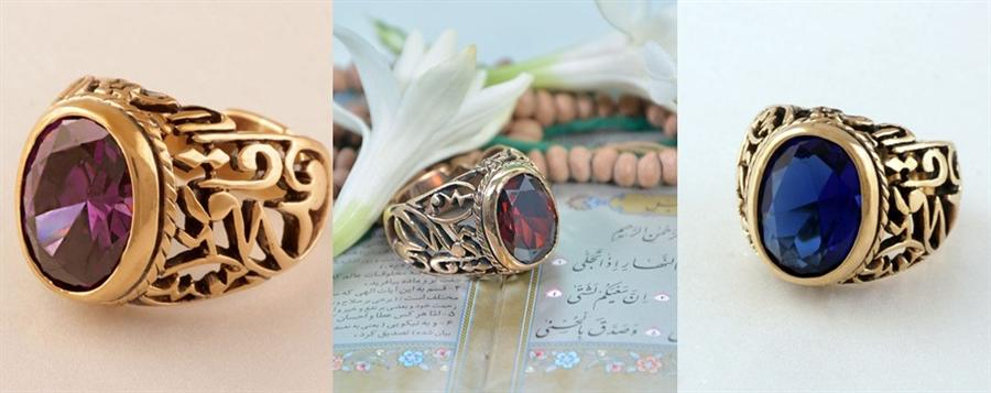 خرید انگشتر قائم آل محمد