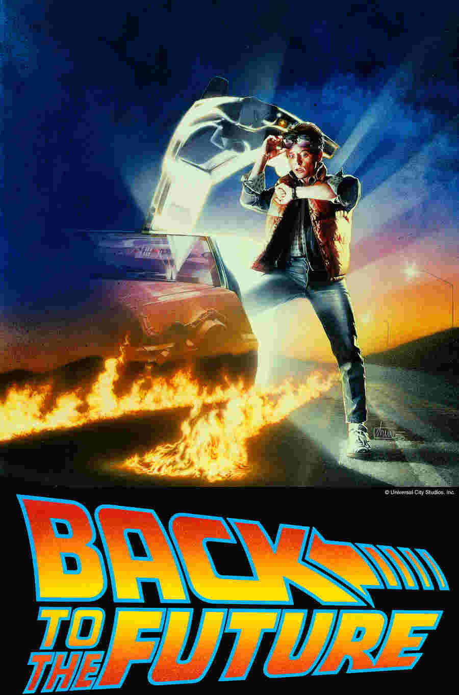 فیلم Back to the Future