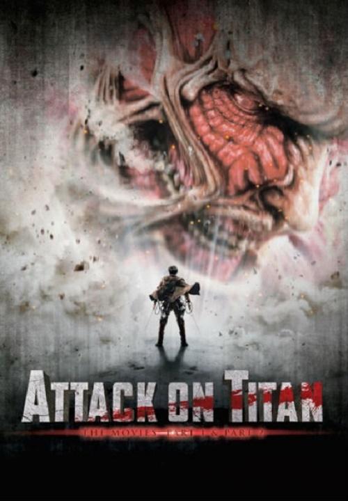 دانلود فیلم Attack on Titan: Part 2 2015