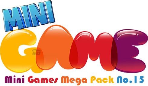 بخش پانزدهم مجموعه عظیم بازی های کم حجم برای کامپیوتر - Mini Games Mega Pack No.15