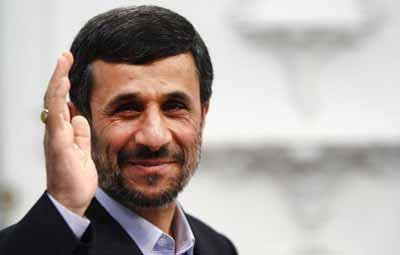 گریم جالب محمود احمدی نژاد در حضور رضا عطاران , اخبار سینما