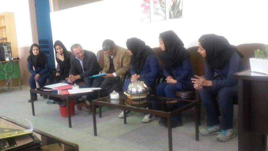 دبیرستان ساجدین