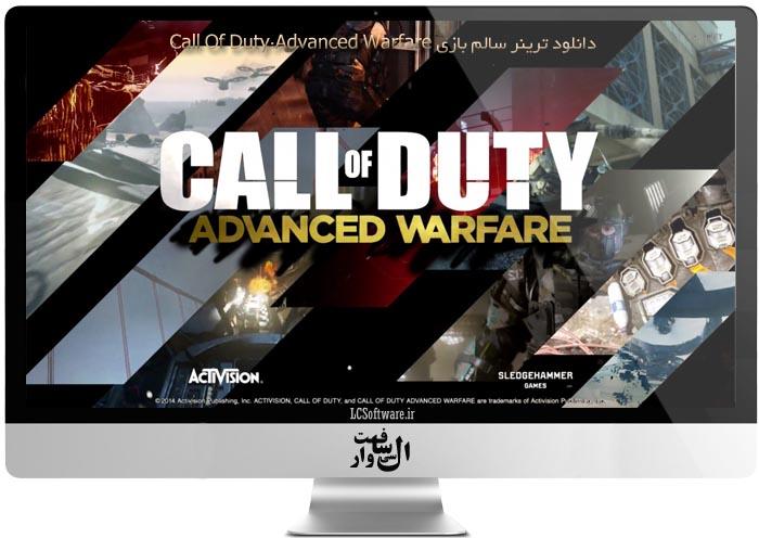 دانلود ترینر بازی Call Of Duty:Advanced Warfare