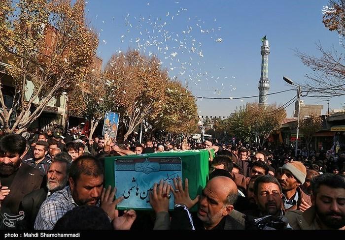 شهید سیدحسین هاشمی