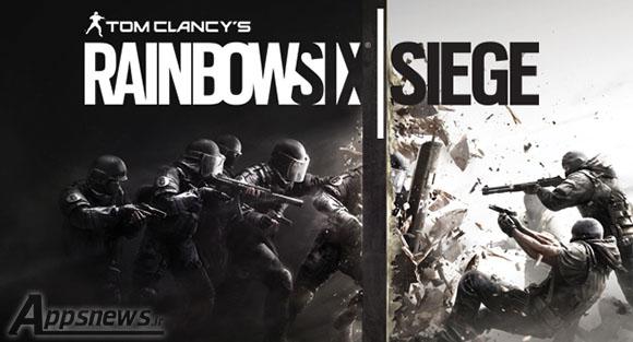 دانلود بازی Rainbow Six Siege برای PC