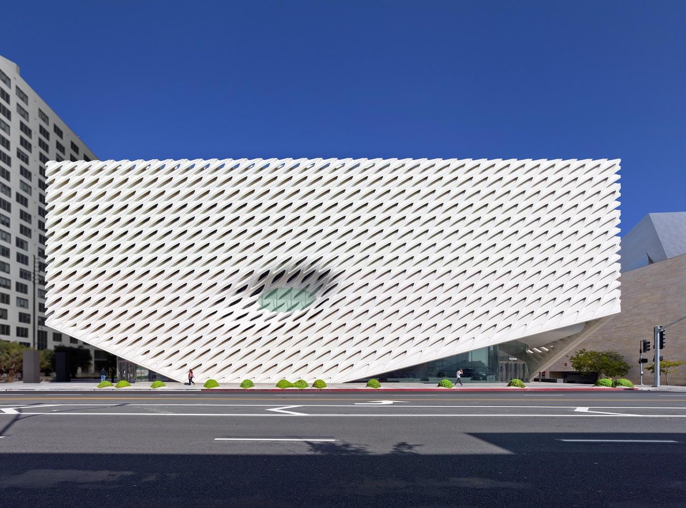 طراحی موزه هنرهای معاصر