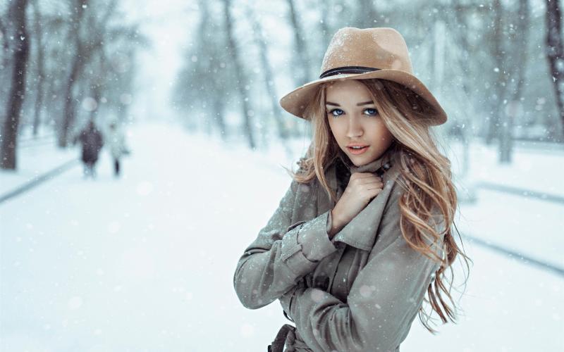 f6ca85489 Winter photoshoot - 45 hair-raising tips