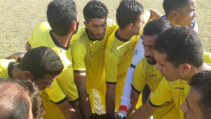 نفت مسجدسلیمان به عنوان قهرمانی مسابقات لیگ برتر فوتبال امیدهای خوزستان رسید