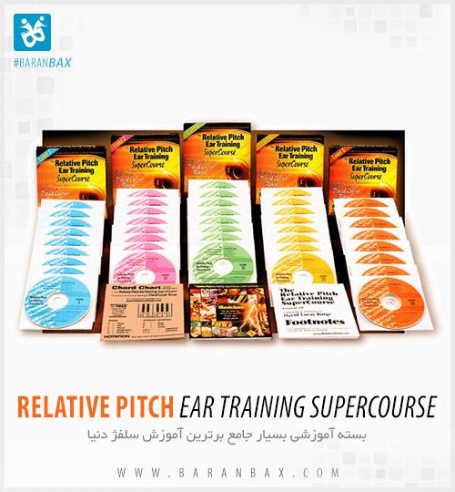 دانلود برترین آموزش سلفژ دنیا Ear Training SuperCourse