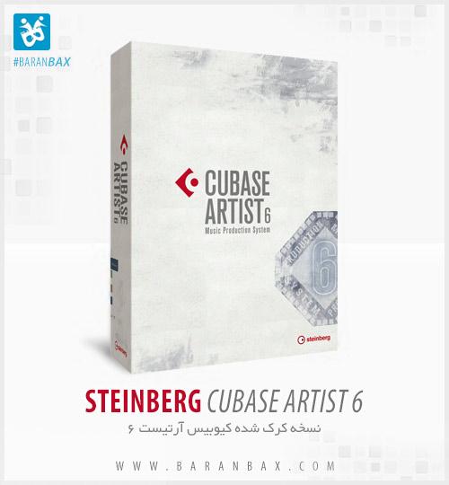 دانلود کیوبیس 6 Cubase Artist 6 نسخه کرک شده