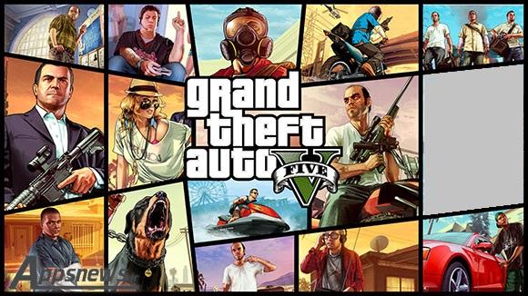دانلود آپدیت و کرک ورژن 5 بازی GTA V