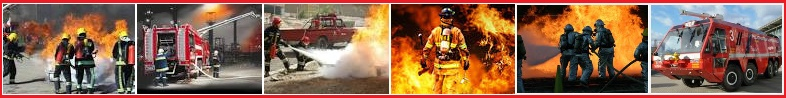 استخدام آتش نشانی