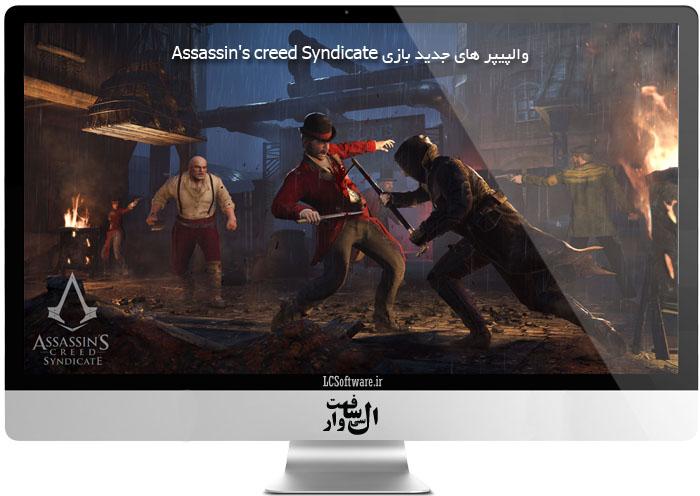 والپیپر های جدید بازی Assassin's Creed Syndicate