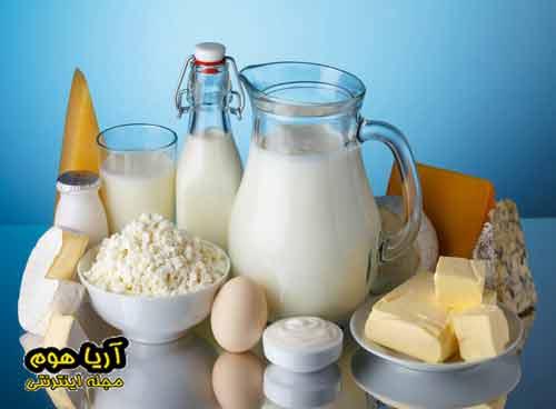 افراد بزرگسال روزانه چند لیوان شیر باید بخورند ؟ , رژیم وتغذیه