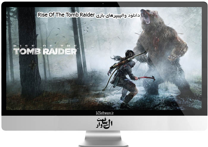 دانلود والپیپرهای بازی Rise Of The Tomb Raider