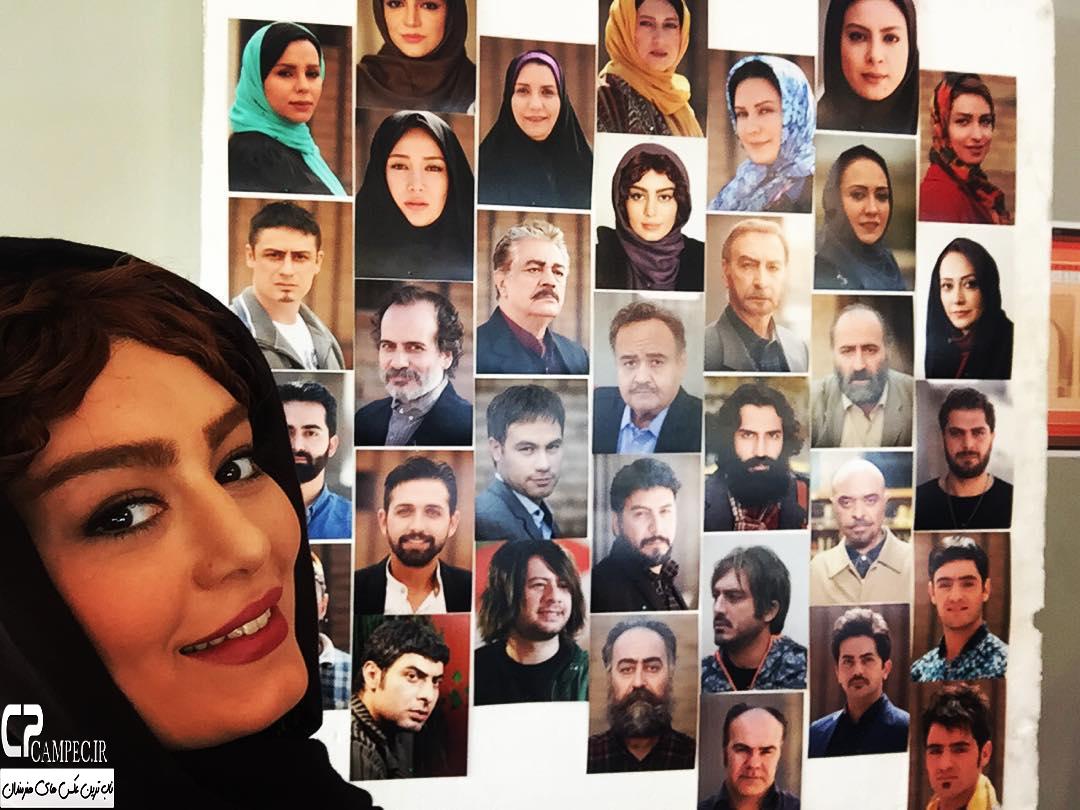جدیدترین عکس های سحر قریشی آذرماه 94 , عکس بازیگران