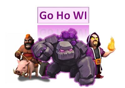 استراتژی حمله GOHOWI
