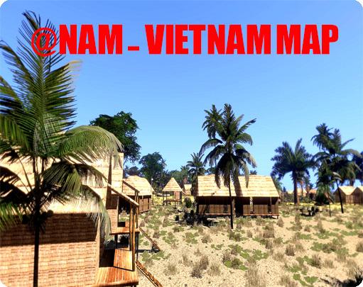 دانلود مود اختصاصی Nam ( نقشه ویتنام ) برای Arma 3