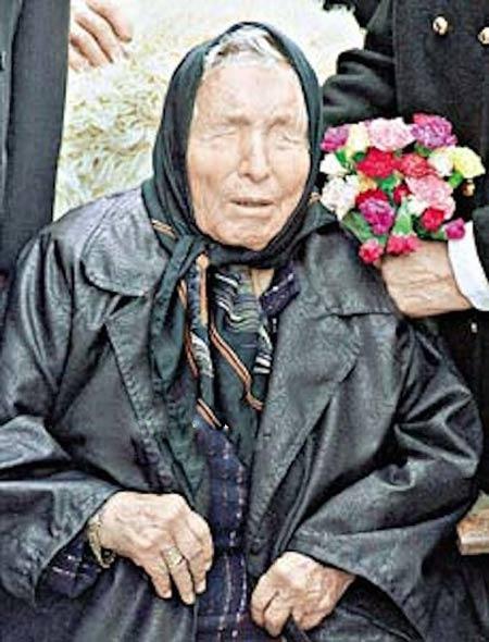 پیش بینی درست پیرزن نابینا در مورد ظهور داعش !! , بین الملل