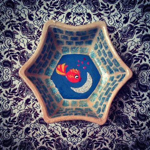 :: ماهی عاشق ماهَم که در این حوض فقط ::