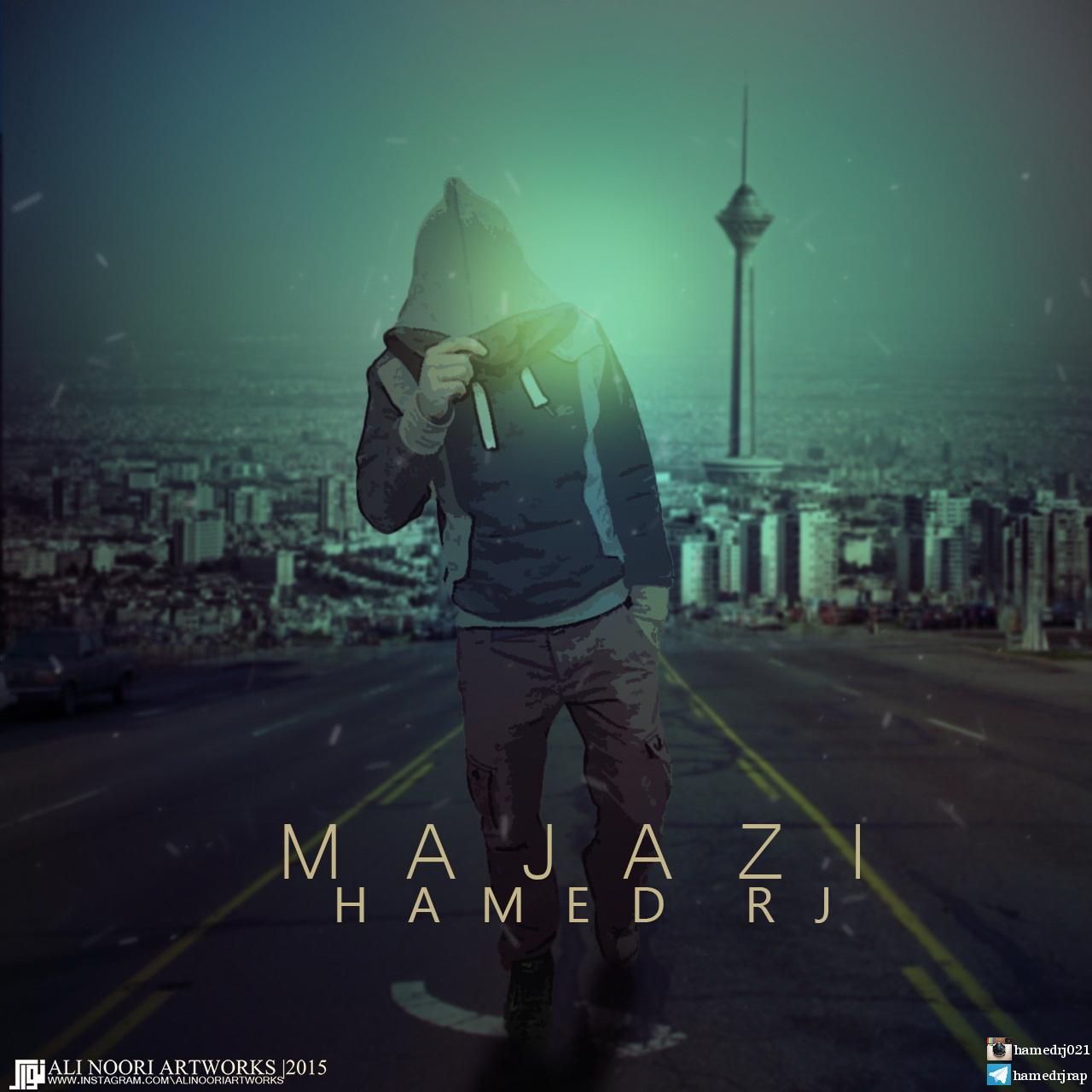 دانلود آهنگ جدید حامد آر جی بنام مجازی