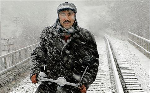 عکسی از محسن تنابنده در یک فیلم جدید , عکس بازیگران