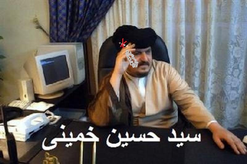سید حسین خمینی / پسر عموی سید حسن خمینی