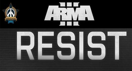 (به روز شد)دانلود Campaign با نام Resist(مقاومت) برای Arma 3