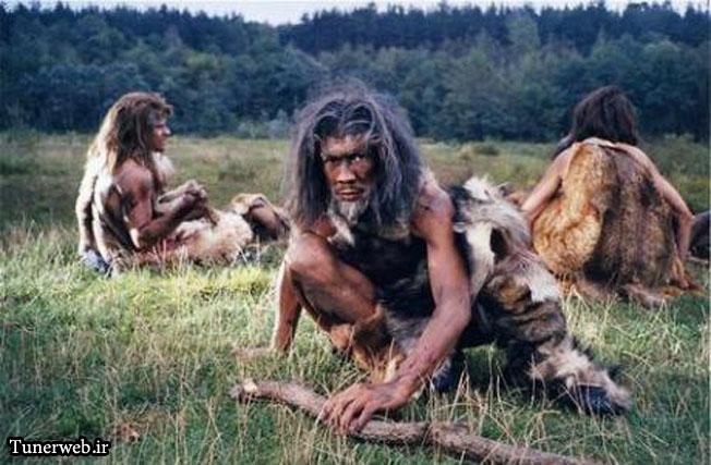 تاریخچه ی زندگی انسان بر روی کره ی زمین