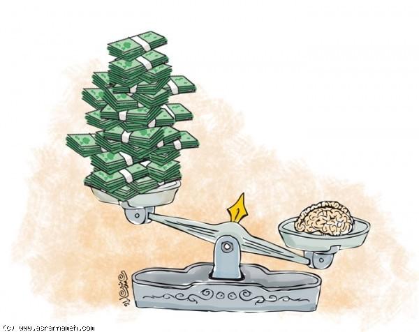 چرا ثروتمندان پولدارتر میشوند و فقیر ها فقیرتر ؟ , اقتصادی