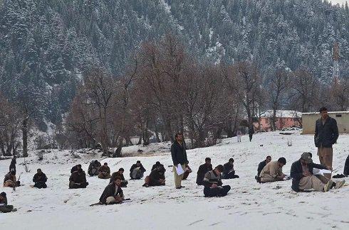 کنکور در افغانستان به شیوه عجیب وغریب !! , جالب و خواندنی