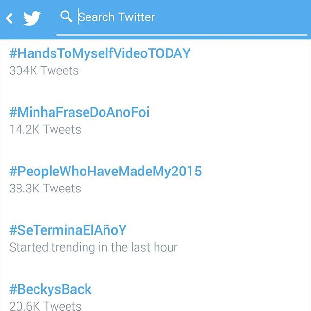 موزیک ویدئو Handstomyself ترند برتر جهانی در توییتر شد
