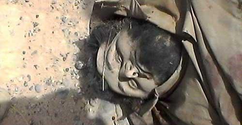 کشته شدن فرمانده ارشد داعش توسط یک زن !! , بین الملل