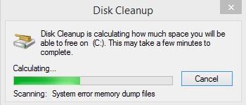 آموزش دیسک کلین آپ کردن کامپیوتر