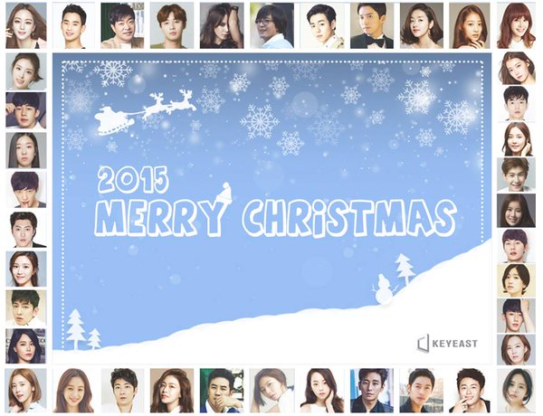 KEYEAST official - Merry Christmas