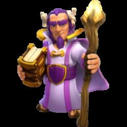 محافظ بزرگ Grand Warden