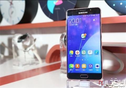 رونمایی از جدیدترین تلفن همراه سامسونگ , موبایل