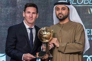 مراسم انتخاب بهترین های فوتبال جهان در امارات برگزار شد , اخبار ورزشی