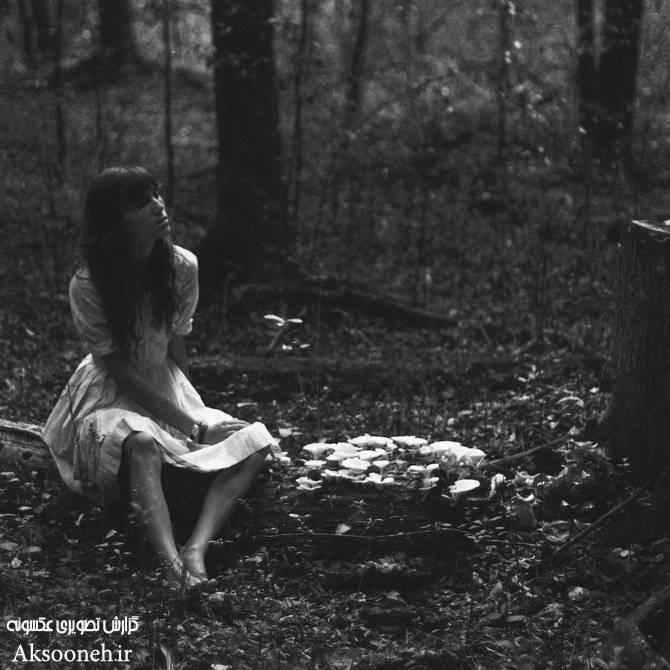 تصاویر عاشقانه زیبا از لحظات تنهایی