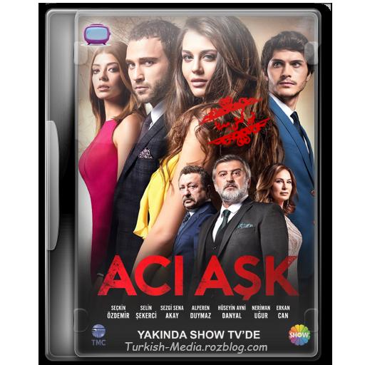 دانلود سریال ترکی Acı Aşk