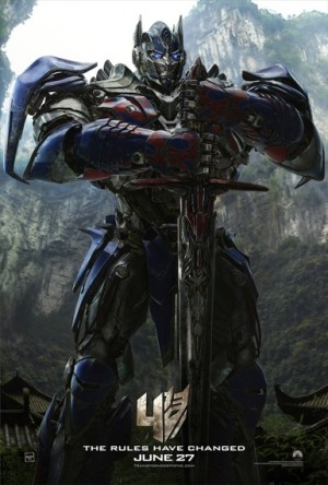 Transformers, Age of Extinction