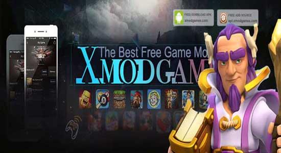 راهنمای کامل و دانلود برنامه ایکس مود گیمز (XMODGAMES)
