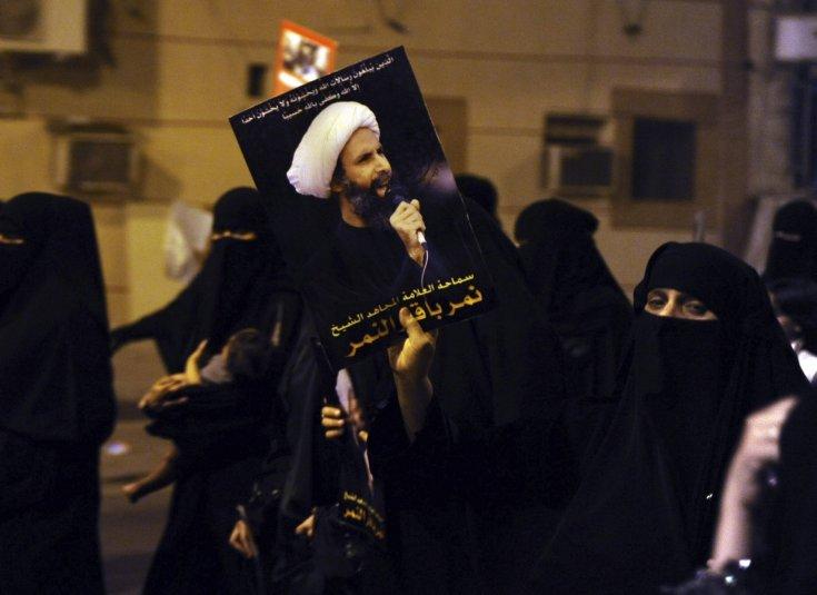 حجاب و شیخ نمر