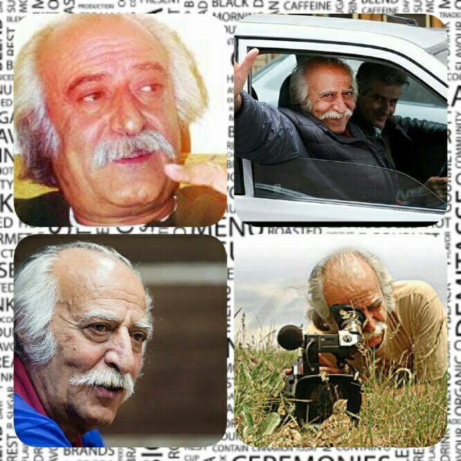 مرد دلواپس طبیعت ایران آرام شد