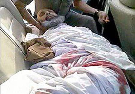 اعدام جنجالی شیخ نمر در عربستان +عکس