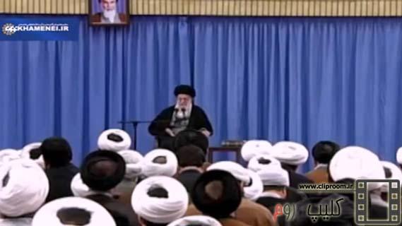 موضع شدید رهبری در پی شهادت شیخ نمر