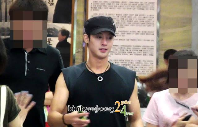 [Video] Kim Hyun Joong at SBS Power FM Love Game [110617]
