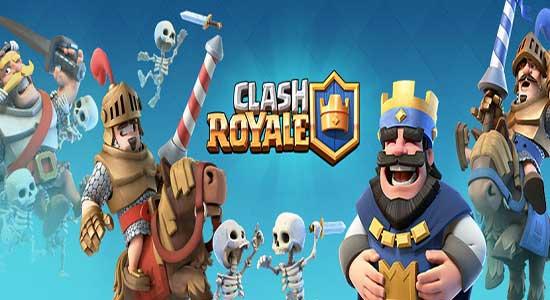 Clash Royale بازی جدید سوپرسل