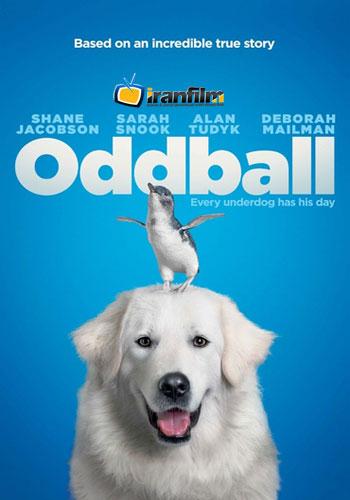 دانلود فیلم Oddball and the Penguins