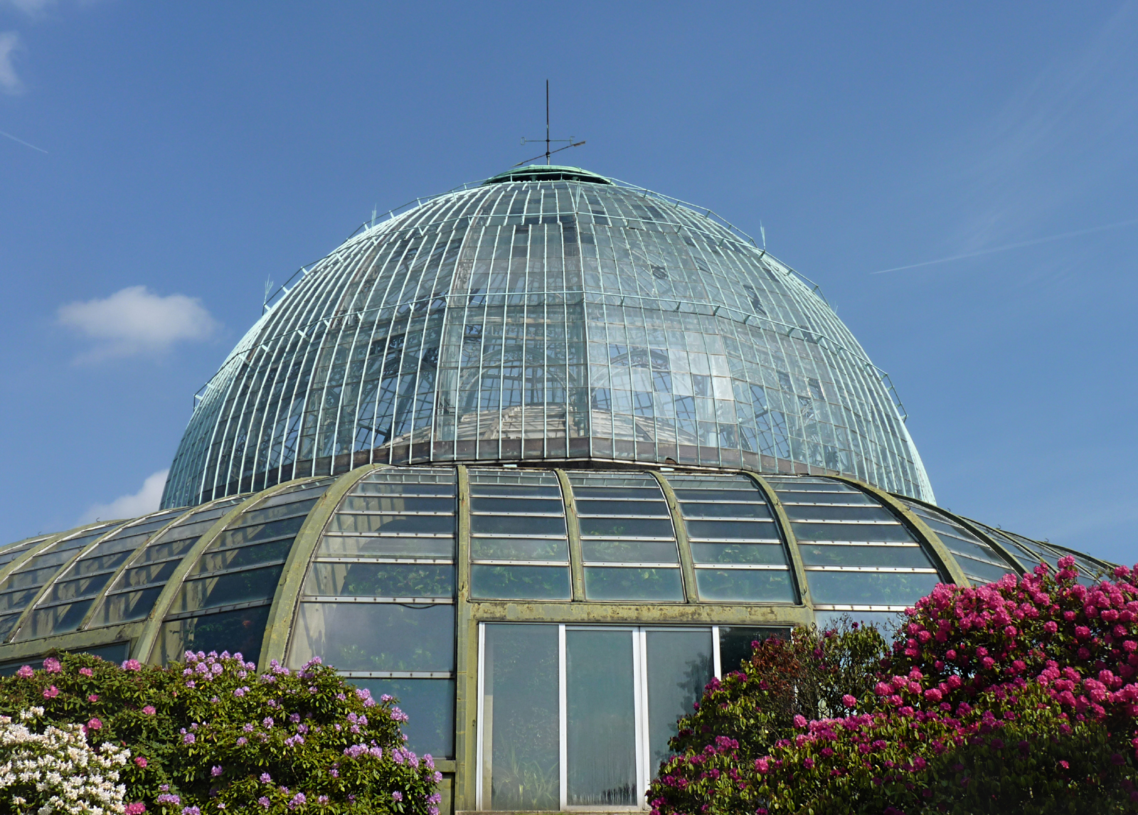Royal Greenhouses at Laeken  Brussels - خیالبافی - daydreamer